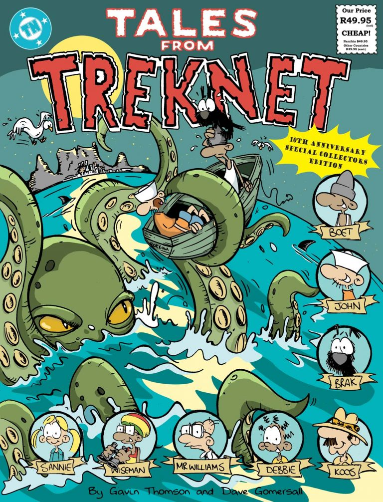 Tales from Treknet cover artwork